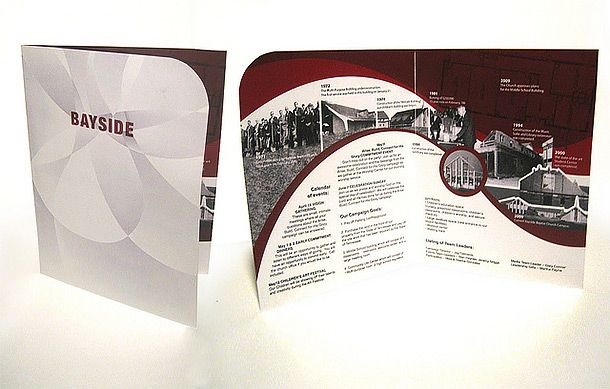 10 best modern church bulletins newsletters images on for Church brochure ideas