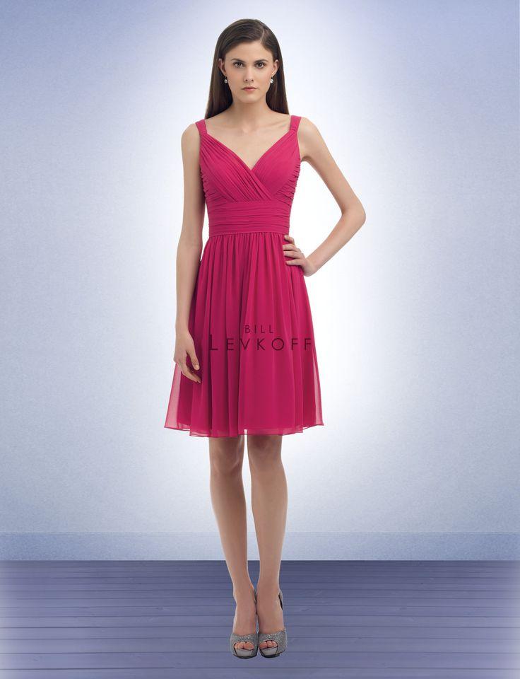 7 best Bill Levkoff bridesmaid dresses images on Pinterest | Bill ...