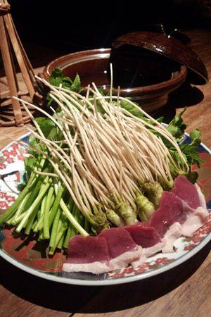 季節到来 今しか食べられない仙台の極上せり鍋体験