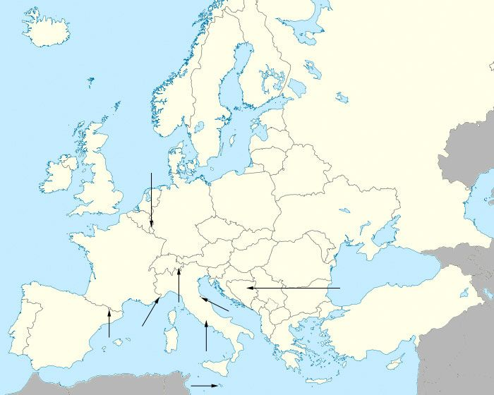 Best 25 Europe quiz ideas on Pinterest  Geography map quiz Map