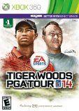 Tiger Woods PGA TOUR 14 - Xbox 360
