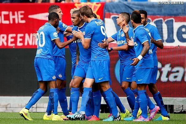 PSV vs Willem II (1-3)