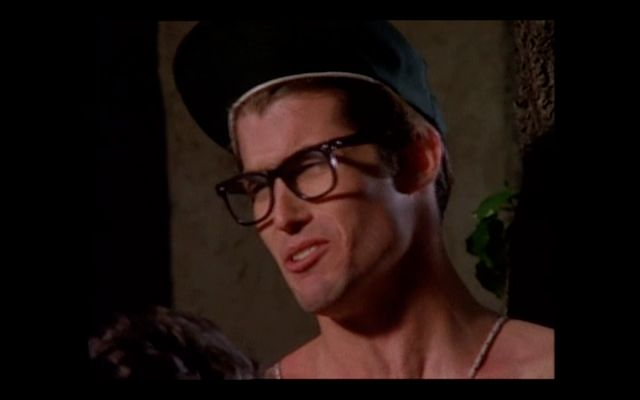 """Movie  """"Wish Me Luck"""" as Henry Krinkle (1995) Zen Gesner"""