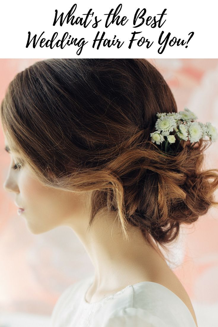 bride or guest: what's the best wedding hair for you | best