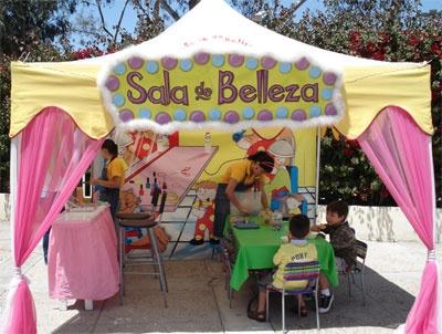 Salón de Belleza y Spa de Bolitas : La Feria De Bolitas – Fiestas, Eventos, Banquetes, Servicio de Comidas