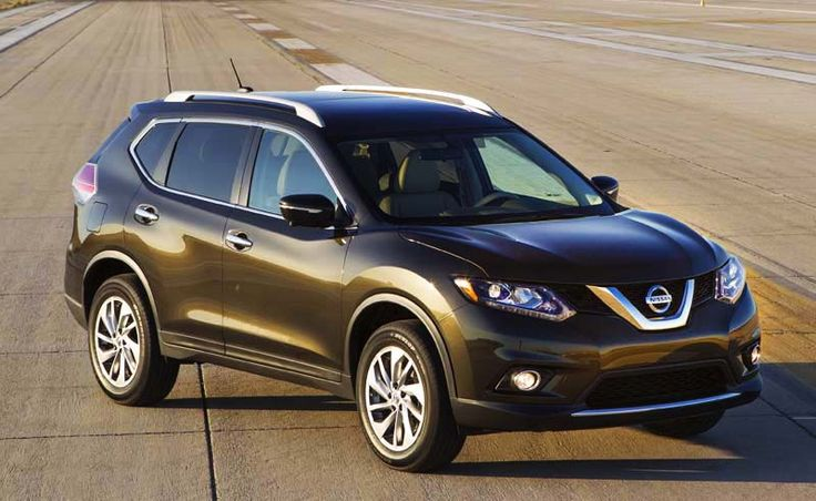 2017 Nissan Rogue overview