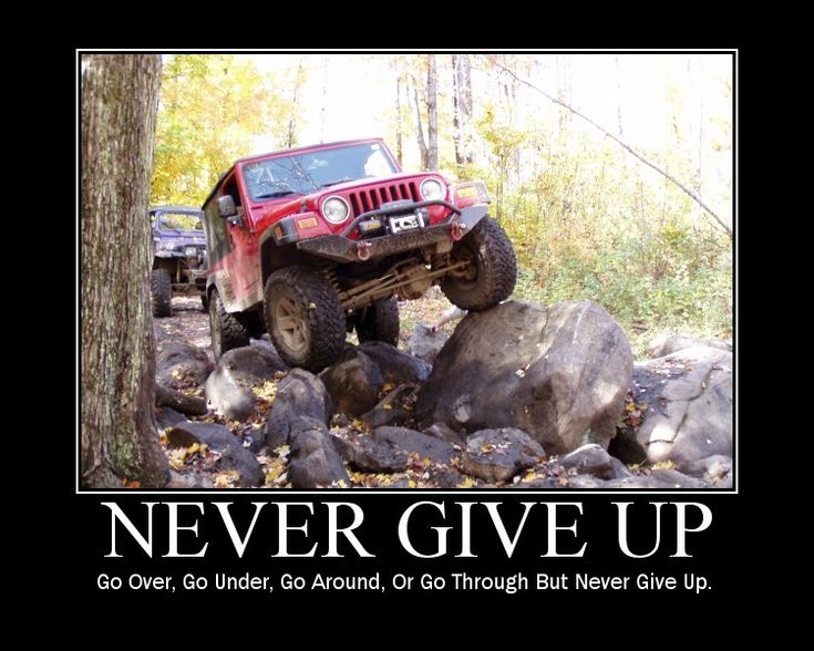 JEEP persistence. | Jeep quotes and sayings | Pinterest ...