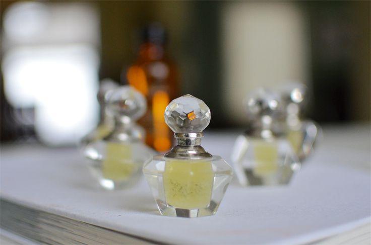 DIY Lightly Scented Perfume Recipe