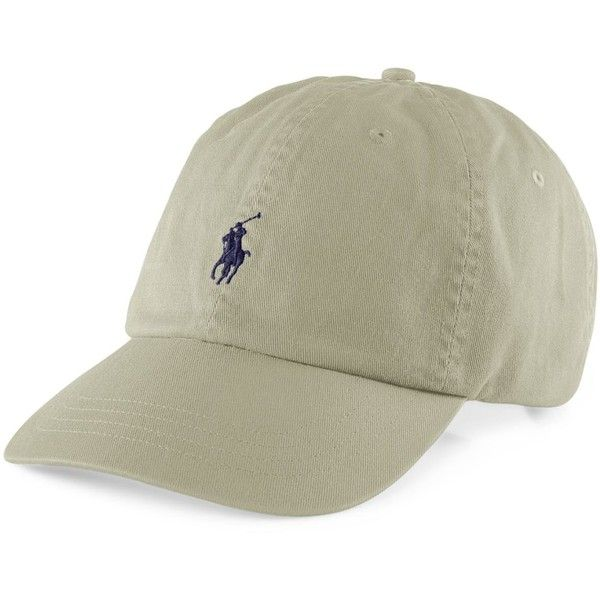Polo Ralph Lauren Core Classic Sport Cap ($40) ❤ liked on Polyvore featuring accessories, hats, beige, sport hats, polo ralph lauren hats, sports baseball caps, cotton baseball cap and cap hats