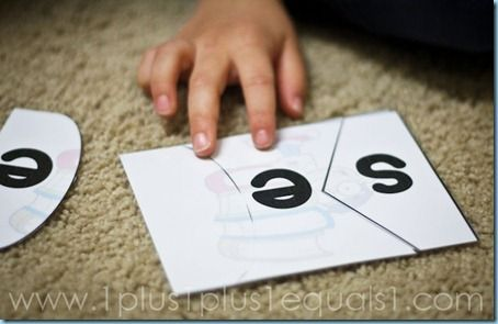 Kindergarten printables and activities for sight words