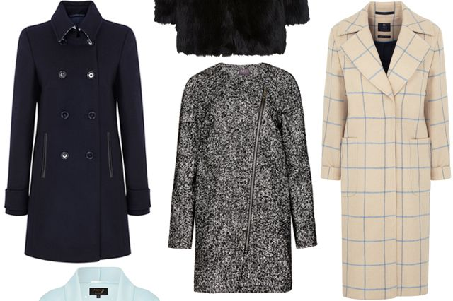 Marks & Spencer coats: 9 of the best for Autumn/Winter 2014