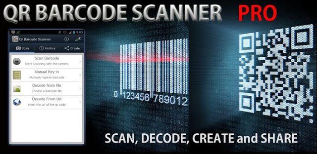 QR & Barcode Scanner Pro v 1.30 Full Apk - http://www.mixhax.com/qr-barcode-scanner-pro-v-1-30-full-apk/ For more, visit http://www.mixhax.com/qr-barcode-scanner-pro-v-1-30-full-apk/