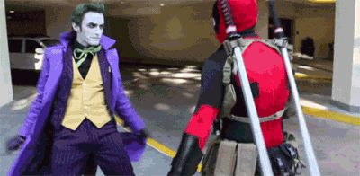 "Don't make the movie ""Batman vs Superman"" make ""Deadpool vs Joker"" It would sell more than ""Avatar"""