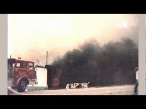 Salem NH Fire Dept & Town History _I93 & The 1980 Rockingham Park Fire ATSBK clip