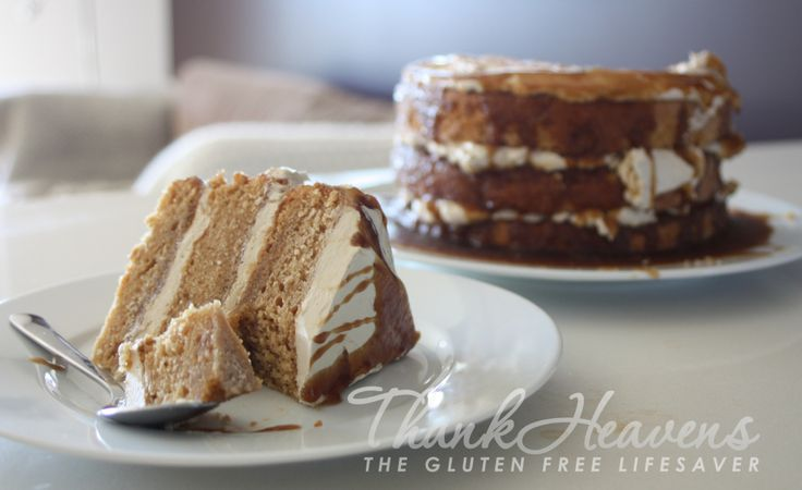 Thank Heavens: Failsafe Toffee Cake. This gigantor of a cake is both gluten- and (mostly) allergen-free! It is permitted on theFailsafe RPAH strict elimination diet and (even though it's hard to believe), and it's OK for the low FODMAP diet if you make the dairy-free version and limit your serving sizes. All in all it can be enjoyed by most people with food allergies and intolerance's.