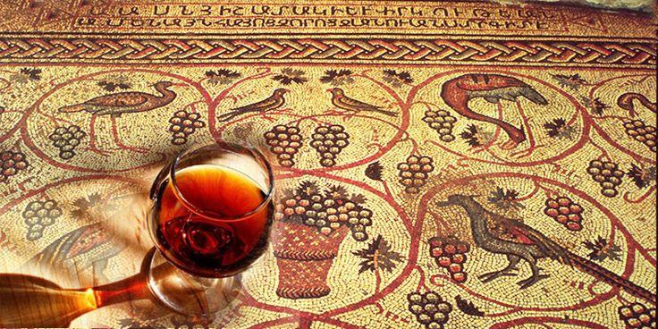Вековые традиции виноделия Армении