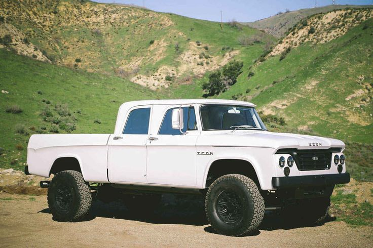 This Icon 4x4 1965 Dodge D300 Power Wagon Is Both Amazing and For Sale - Supercompressor.com