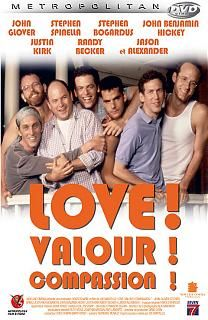 love valour compassion