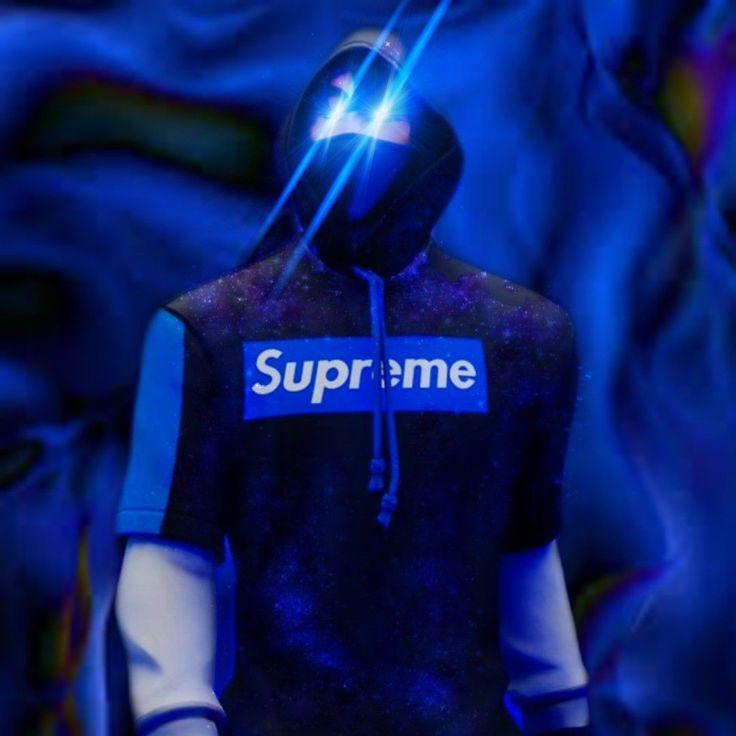Supreme Blue Ikonik In 2020