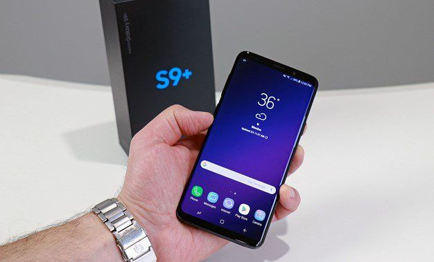 Samsung Galaxy S9+ Review: A Fantastic, Fast Android Phone With A Killer Camera