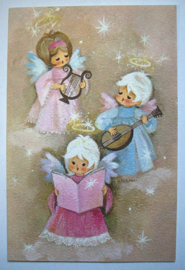 52 Best We Hear The Christmas Angels Images On Pinterest Christmas