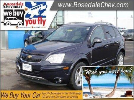 Used-Car-Minneapolis | 2014 Chevrolet Captiva Sport LTZ | http://minneapoliscarsforsale.com/dealership-car/2014-chevrolet-captiva-sport-ltz-78