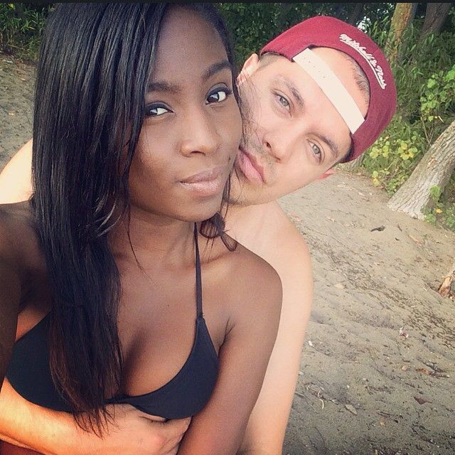 White Guy And Black Girl Dating