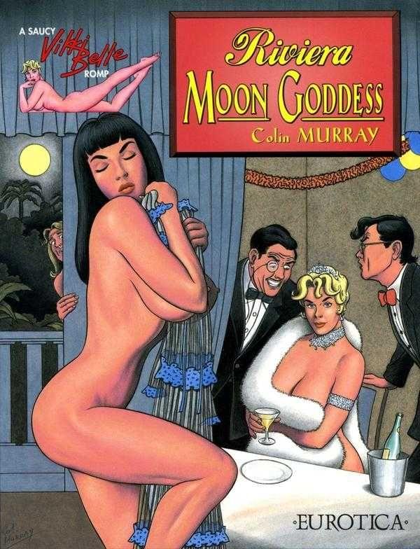 Vikki Belle Riviera Moon Goddess #1 - Volume 2 (Issue)