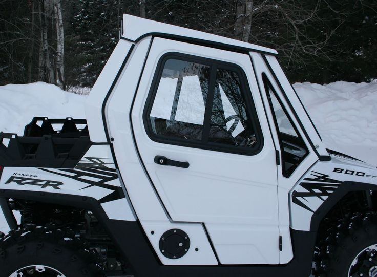 Polaris Rzr Hard Utv Cab Enclosure By Woc Sidebysidestuff