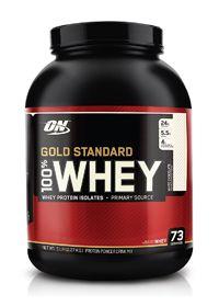 Optimum Nutrition  100% Whey Gold Standard White Chocolate  , 5.0 Pound , Powder