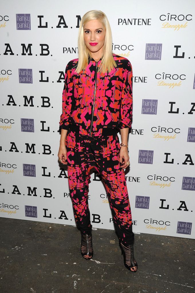 Gwen Stefani's Best Red Carpet Looks | Stylebistro.com