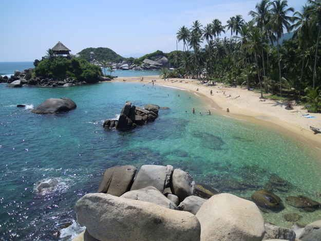 Tayrona National Park, Columbia | 22 Beaches That Will Make You Forget About The Polar Vortex