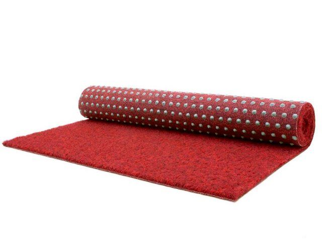 Outdoorteppich »GREEN«, , rechteckig, Höhe 7,5 mm, Farbe rot  # Products