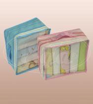Mix flanelowy EGA 5szt Toddlersi. Mix flanelowy składa się z  5 różnych pieluszek flanelowych.