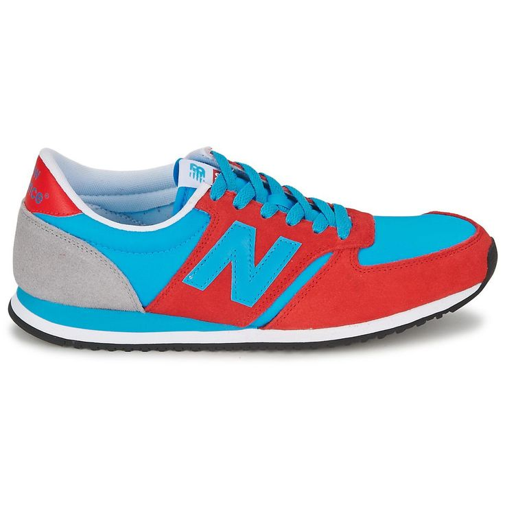 New Balance 420 Women's Red Blue U420