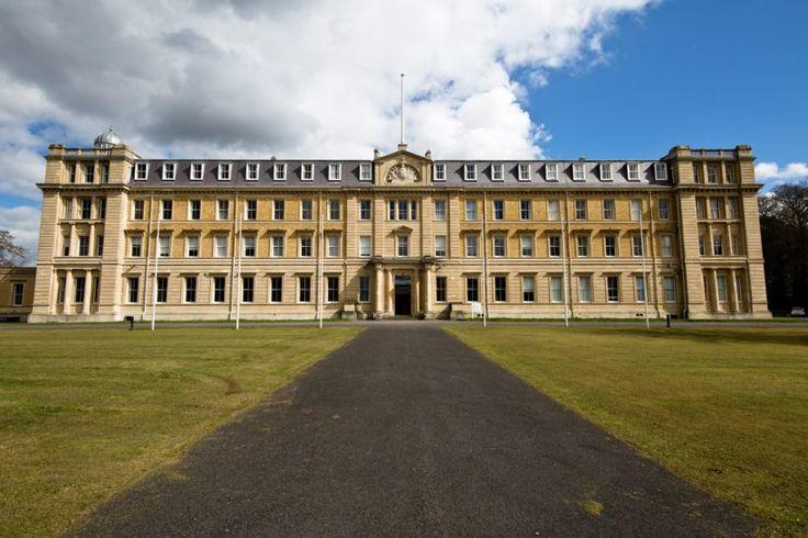 Robertson House, The Royal Military Academy Sandhurst, Camberley