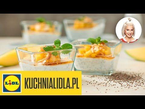 Nie wiesz, do czego wykorzystać nasiona chia? Daria Ładocha przychodzi z pomocą! Wypróbuj jej doskonały przepis na kokosowy pudding chia z mango i prażonymi ...