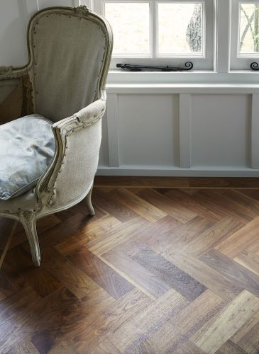 Wood Flooring, Engineered Flooring, Parquet Woodblocks, Walnut Natural Parquet Block, 320 x 80 x 18 mm, Natural, WLRW/320