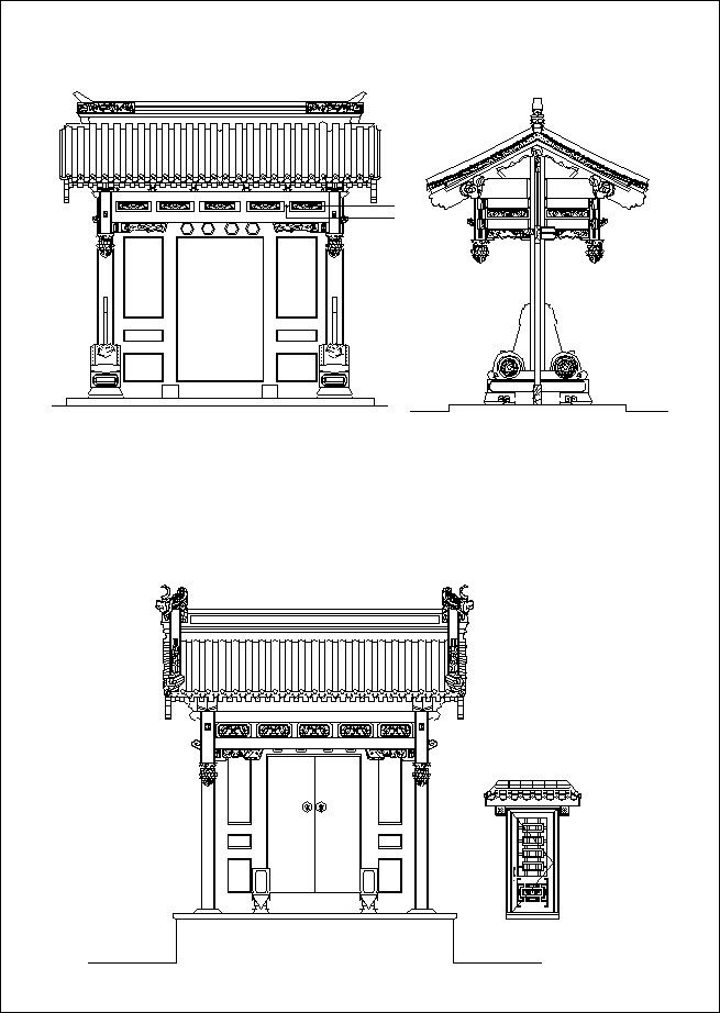 Les 101 meilleures images du tableau chinese architectural for Architecture chinoise