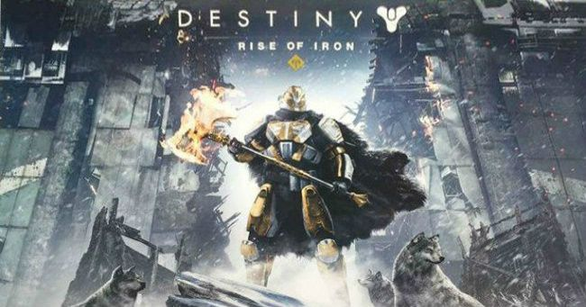 Destiny: Rise of Iron, στη δημοσιότητα το launch trailer
