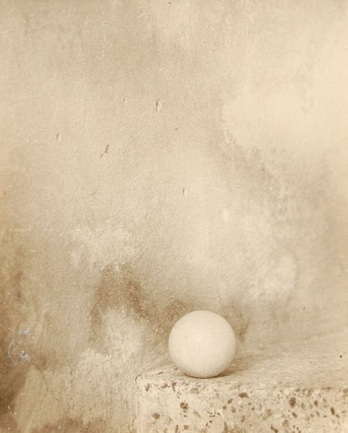 theories-of: Giuseppe Cavalli The Little Ball, 1949, Gelatin silver print, 30 x 24 cm,