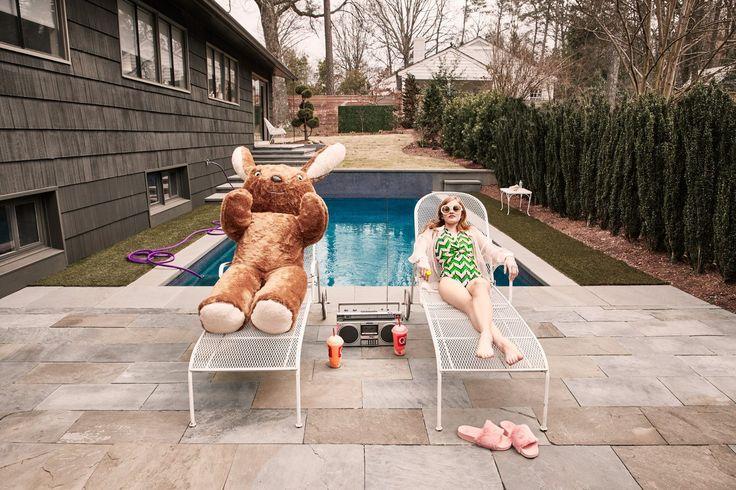 """Bunny Briggs"" by Liz von Hoene. #bunnybriggs #photography #crazy #lizvonhoene"