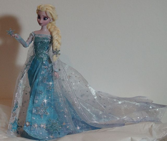 Elsa the Snow Queen- If someone got me this, I would love them forever.