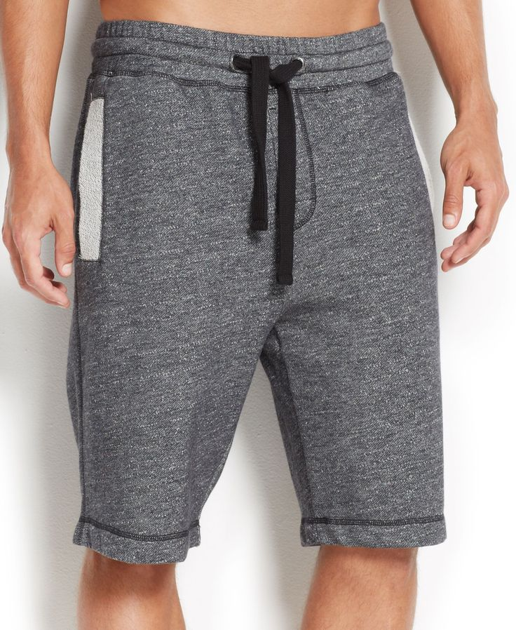 2(x)ist Men's Loungewear, Terry Shorts