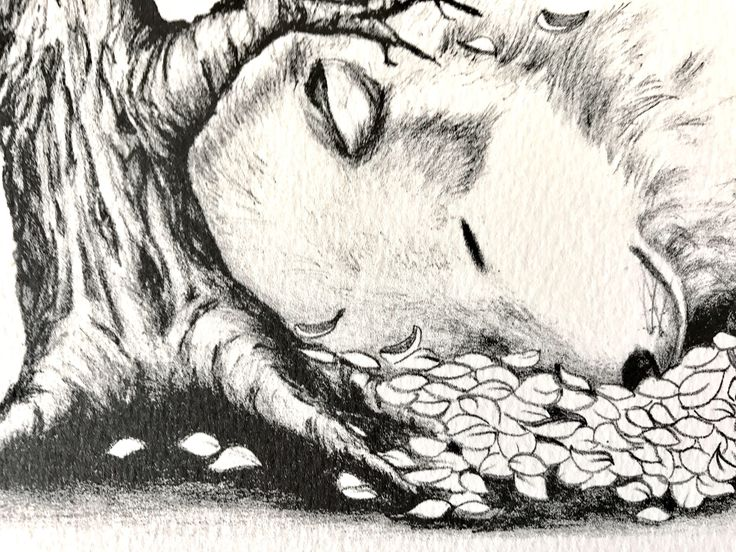 Sleeping giant wolf lithograph print // traditional lithograph black and white // art print // wall art // by MistyMountainTops on Etsy https://www.etsy.com/no-en/listing/548175205/sleeping-giant-wolf-lithograph-print