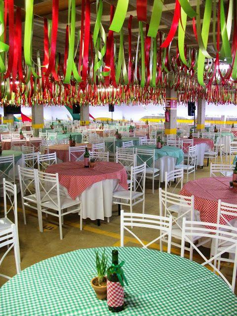 Decoração para Festa Italiana - Noite da pizza