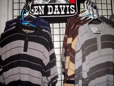 Ben Davis charlie brown shirts