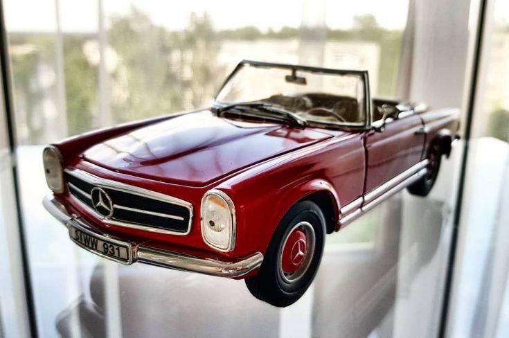 Mercedes-Benz 280SL (W113). ⏳ Production: 1963 – 1971 📏 Scale: 1/18 🛠 Pr…