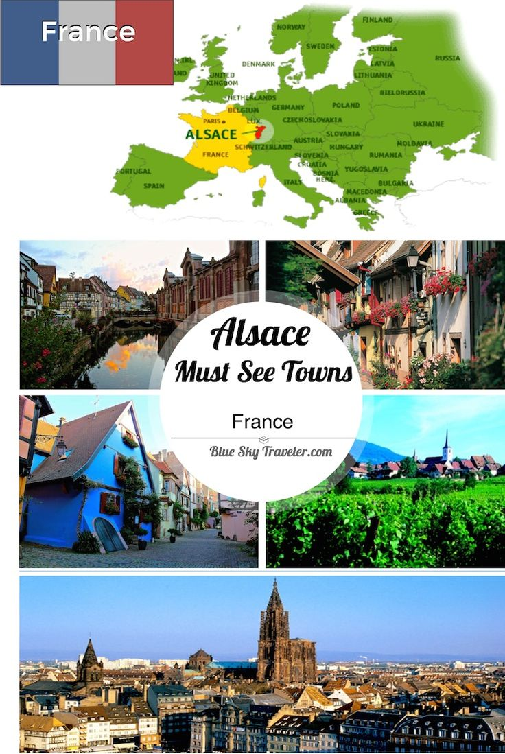 France's Alsace Region is one of the hidden gems with a diverse culture layered by history. Due to its geographical location on the French / German border, both countries have influenced the regions architecture, culture and food.