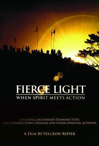 Ostre światło: Gdy duchowość łączy się z działaniem | Fierce Light: When Spirit Meets Action , dir. Velcrow Ripper